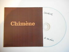 CHIMENE : D'UNE FILLE A SA MERE [ CD SINGLE PROMO PORT GRATUIT ]