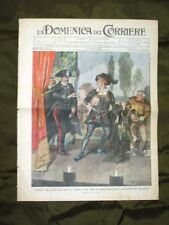 La Domenica del Corriere 1 Gennaio 1911 Carabinieri Pompieri Miniera di Bolton