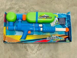 Super Soaker XP100 Water Gun Limited Edition Brand New Nerf Hasbro water toys