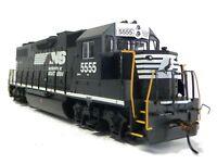 HO Scale Model Railroad Engine Norfolk Southern GP-38-2 Locomotive DCC & Sound