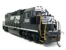 HO Scale Model Railroad Engine Norfolk Southern GP-38-2 Locomotive DCC & Sound