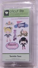 CRICUT MACHINE CARTRIDGE TWINKLE TOES 2010 NEW BNIP PURC FROM USA RETIRED SEALED