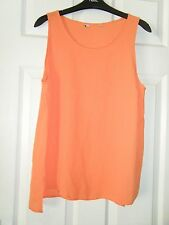 Dorothy Perkins Women's Sleeveless Vest Top, Strappy, Cami Tops & Shirts
