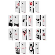 Fundas de color principal rojo de piel para teléfonos móviles y PDAs