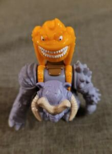 Vintage Small Soldiers Burger King Kids Meal Toy Punch It Gorgonite Figure 1998