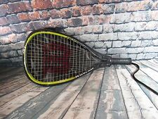 Wilson Hornet Titanium Injection Racquetball Racket with Clear Case