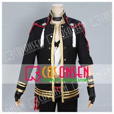 Cosonsen Touken Ranbu Akashi Kuniyuki Cosplay Costume Full Set All Size