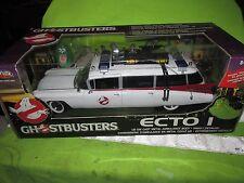 Ghost Busters Echo I ertl joyride1:21 w/ slimmer 59 cadillac ambulance original