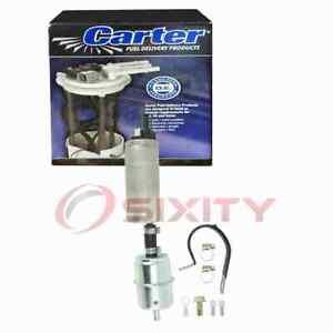 Carter P90091 Electric Fuel Pump for 12333008500 2910444 37-19800 3710001 qg