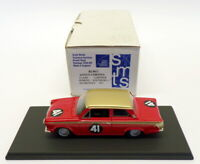 SMTS 1/43 Scale RL90O - Ford Lotus Cortina - #41 Whitemore