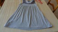 EUC Style & Co Women's - GRAY - Sleeveless Soft Dress Size Medium - bling top
