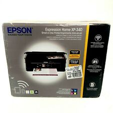 Epson Expression Home XP-340 Inkjet Multifunction Printer with Copier & Scanner