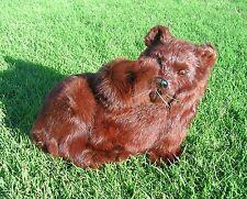 Realistic Lifelike Bear Rabbit/Goat Fur Furry Animal B215BR