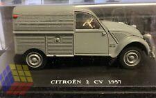 Coche Clasico  CITROEN 2CV   FURGONETA 2 CV - (Año 1957)   -  Escala 1/24  -