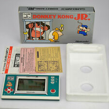 Nintendo Game and Watch Donkey Kong JR. Wide Screen DJ-101 Handheld LCD Game VGC