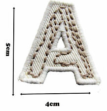 A Canvas Sew On Embroidered Patches Patch Badge Badges Logo #249