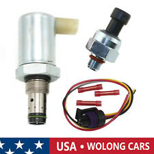 IPR & ICP Fuel Injection Pressure Regulator & Sensor For Ford International 6.0L