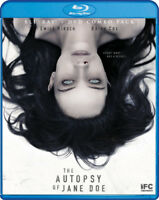 The Autopsy Of Jane Doe [New Blu-ray] 2 Pack, Widescreen