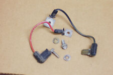 1968 & Other Mercury Cyclone Instrument Constant Voltage Regulator Wiring