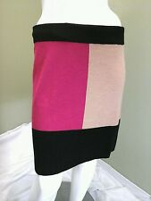 Anne Taylor Loft Color Blocked Skirt.~ Size M