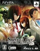 USED PS Vita STEINS GATE Double Pack 78249 JAPAN IMPORT