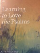 Learning to Love the Psalms DVD by W. Robert Godfrey
