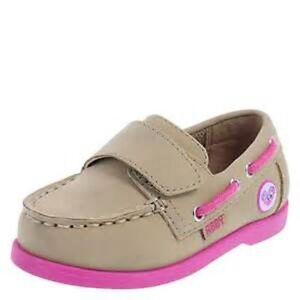 Girls Infant Toddler Elmo Boat Beige Pink Sesame Street Size: 3, 4 Baby Shower
