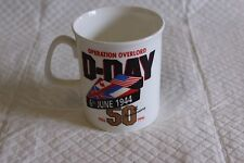 James Dean Pottery Mug - D Day 50th Anniversary