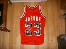 Vintage Small Kids Michael Jordan #23 Chicago Bulls Champion Jersey Size 36