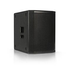 """dB Technologies Sub 615 1200W 15"""" Active Powered PA DJ Live Stage Subwoofer Sub"""
