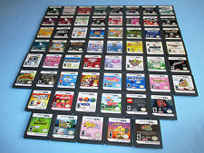 ds games for sale ebay. Black Bedroom Furniture Sets. Home Design Ideas