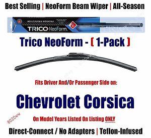 Super Premium NeoForm Wiper Blade (Qty 1) fits 1991-96 Chevrolet Corsica 16190