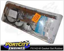 Full Gasket Set for Holden V8 253 308 Red Motor Neoprene Rear Main Seal FX142-M