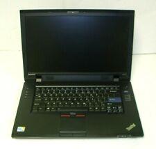 Lenovo ThinkPad SL510 Intel Core 2 Duo T6570 2.10GHz 4GB Ram No HDD/PS/Batt