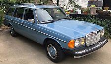 1981 Mercedes-Benz 300-Series Wagon