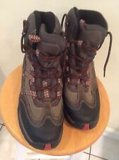 LAND ROVER LACE UP ANKLE ENGINEER TRAIL Dei-Tec BOOTS SIZE 11.5 M