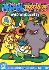 Animal Crackers - Wild Wilderness (Slimline DVD, 2006) BRAND NEW