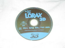 3D Movie Blu Ray DR SEUSS THE LORAX AWESOME FOR KIDS DISC ONLY */*