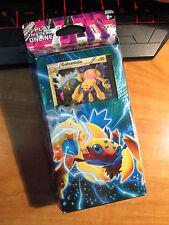 COMPLETE Pokemon BOLT TWISTER Card PHANTOM FORCES Set THEME DECK Galvantula TCG