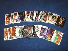 RAY ALLEN BUCKS CELTICS SUPERSONICS LOT OF 43 CARDS WITH INSERTS (18-16)