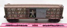 Lionel ~ 29825 Poultry Dispatch car #3434