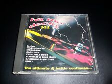 Hit The Decks Volume 3 dance CD ultimate dj battle vol three Megabass Carl Cox