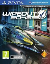 Wipeout 2048 VF Playstation Vita Comme NEUF