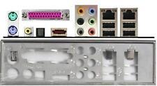 ATX pannello I/O Shield ASUS a8r32-mvp #329 io SCHIELD NUOVO OVP a8n32-sli Deluxe