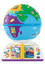 NEW Fisher-Price Smart Stages Plus Greetings Globe
