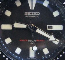 - Dial & HANDS Set  made  for SEIKO DIVER 4205 Gents  Automatic New