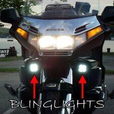 Honda Gold Wing Goldwing GL1500 4300K LED Driving Lights Foglamps foglights kit