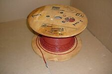 83602-002 NEW Belden 83602 002(RED) Cut To Length 20AWG 2C Shielded Wire Cable