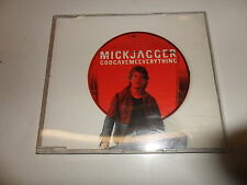 Cd   Mick Jagger  ‎– Godgavemeeverything