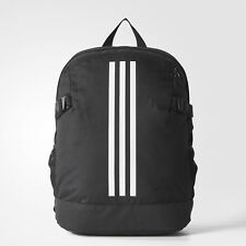 adidas BP Power 4 IV M Black 3-Stripes School Sports Backpack Daypack Bag BR5864
